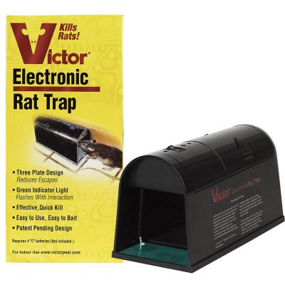 how to make a electric rat trap